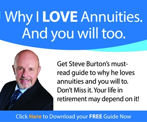 Equity 1 - Why I Love Annuities